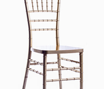 Tiffany Chair - Gold