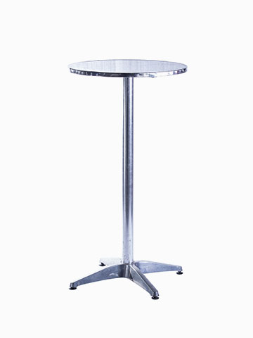 Cocktail Table - Aluminium