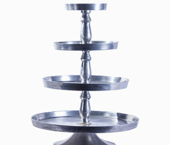Cake Stand - Tiered