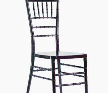 Tiffany Chair - Mahogany