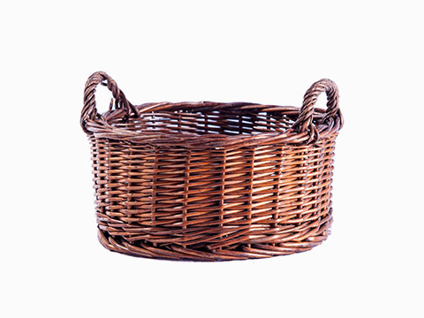 Bread Basket - round