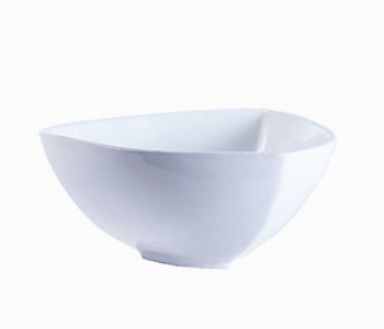 Salad Bowl - Triangular