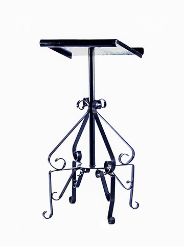 Podium - Wrought Iron(Black)