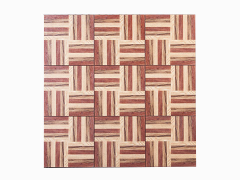 Dance Floor - Wooden Look (Plastic)
