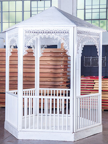Wedding Gazebo (White)