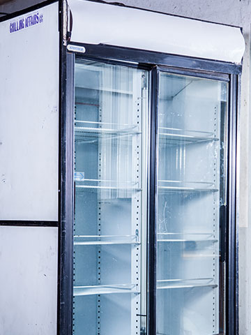 Double Door Refridgerator