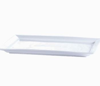 China Platter - rectangular