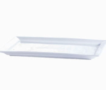 China Platter - rectangular